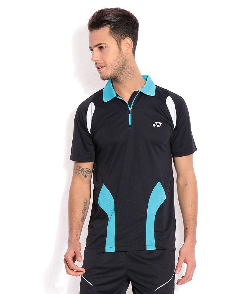 Yonex T-Shirt Pm6 10097B TW2014 Jet Black