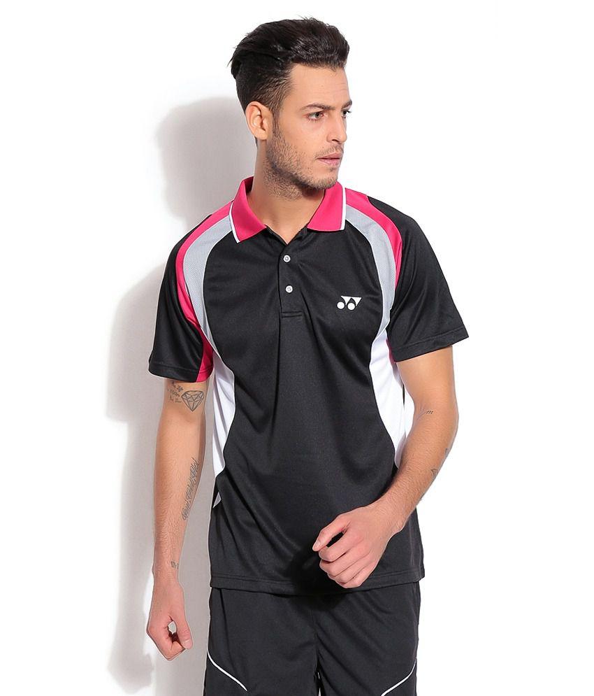 Yonex T-Shirt Pm6 10113B TW2014 Jet Black