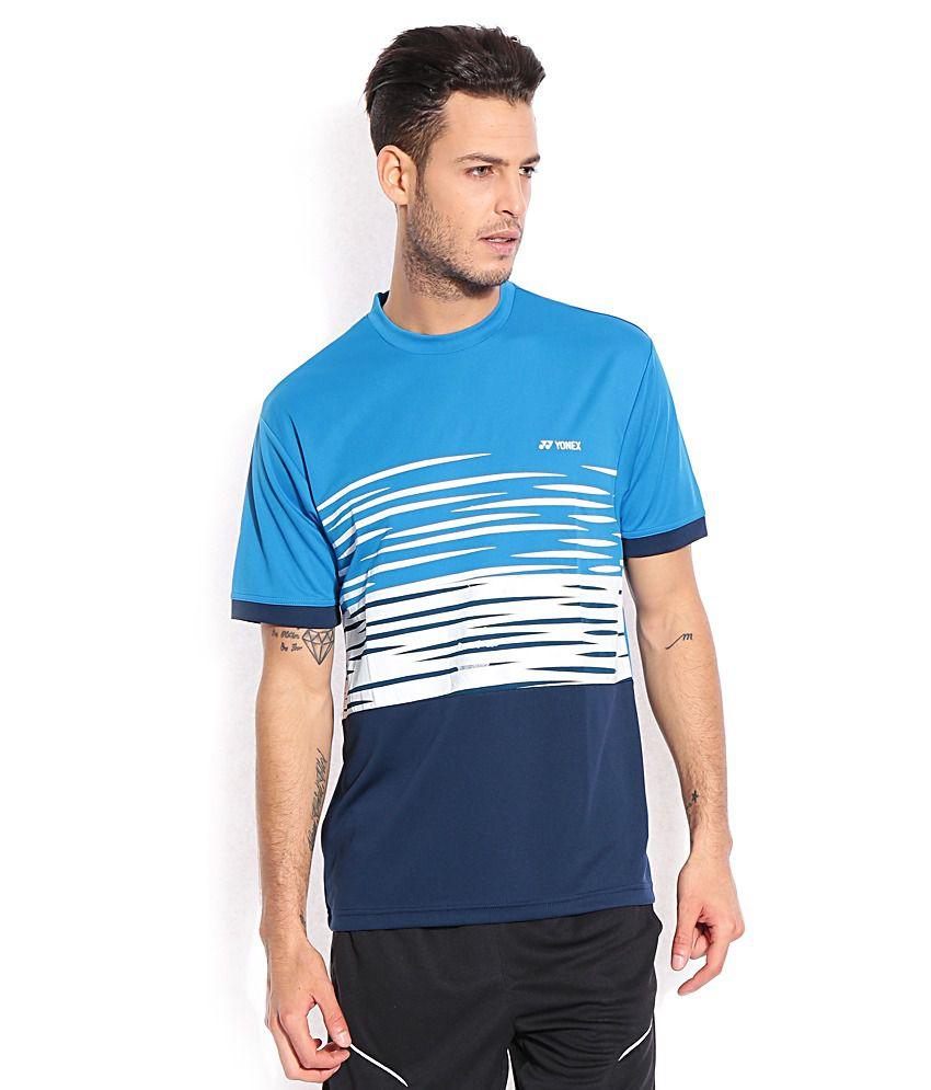 Yonex T-Shirt Rm6 416B TW2014 Royal Blue