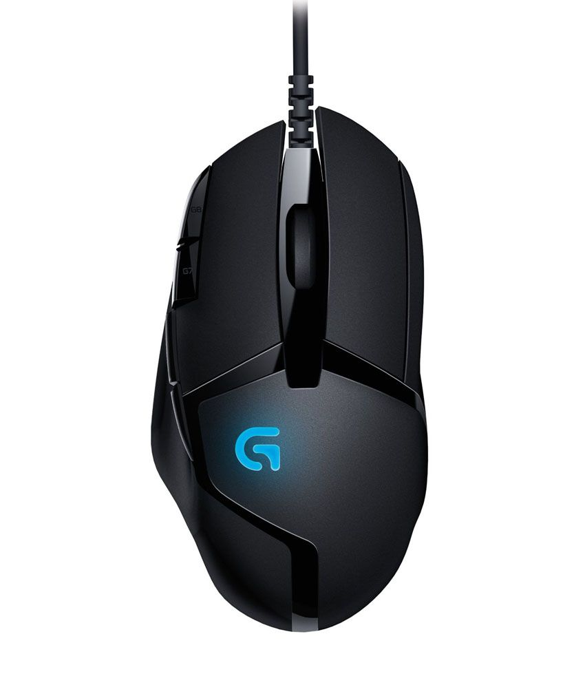 Logitech G402 Hyperion Fury Optical FPS Gaming Mouse