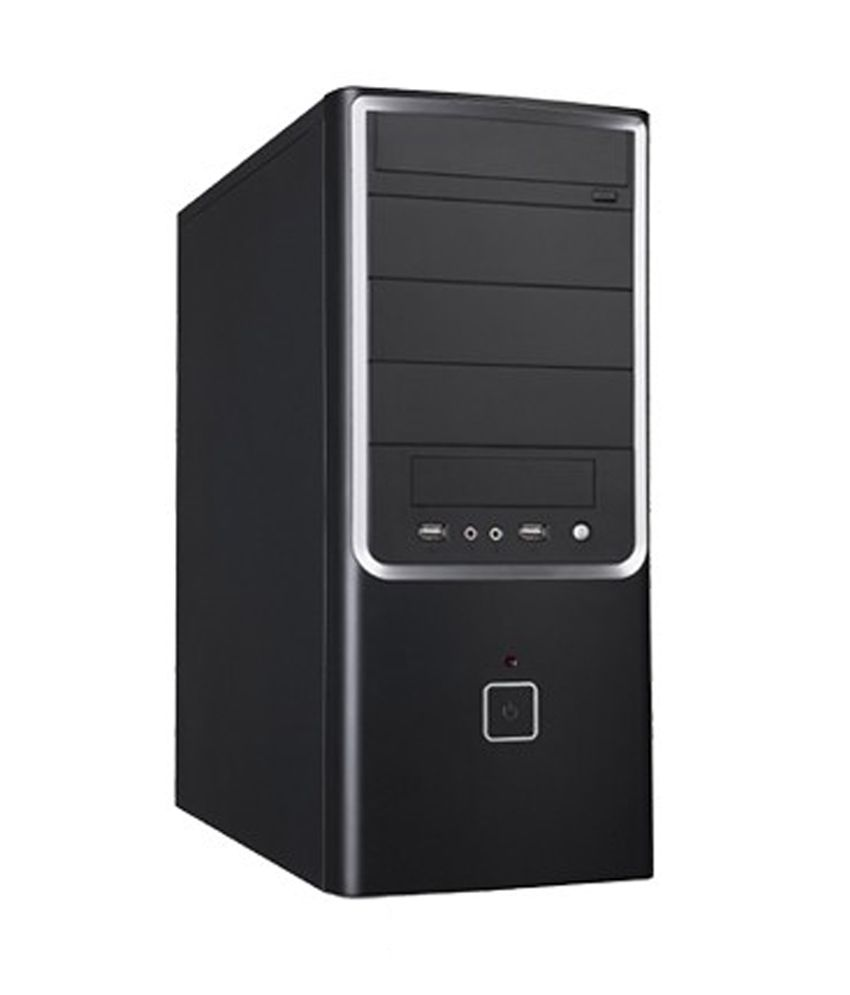 Vip Computer Desktop Pc Cabinet With Smps Power Supply