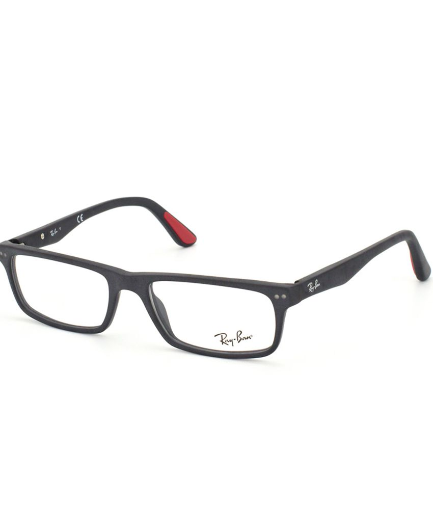 ray ban spectacles online  RAY-BAN RX-5277-2077-54 Men Rectangle Eyeglasses - Buy RAY-BAN RX ...