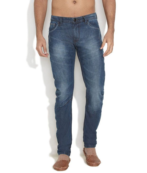 Indigo Nation Green Street Smart Casual Jeans
