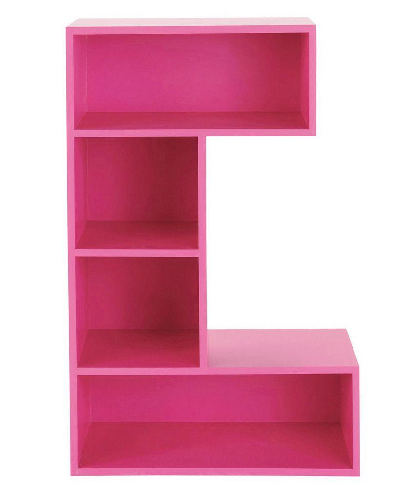 The Attic Kids C Shape Bookshelf