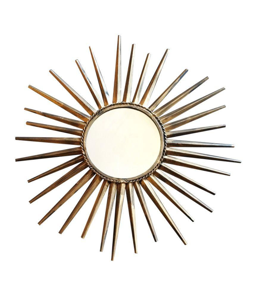 Vadehra Artifacts Sun Mirror Small Buy Vadehra Artifacts Sun Mirror