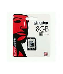 Kingston 8gb Micro Sd Memory Card