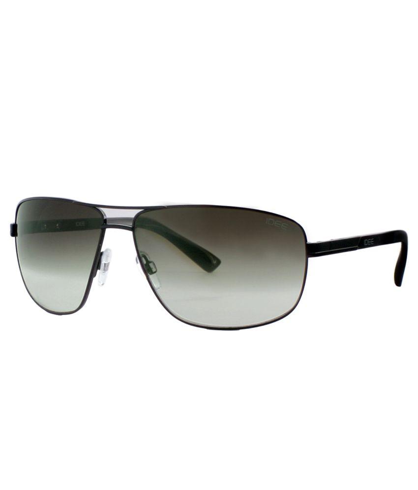 IDEE S-1847-C1-62 Medium Men Aviator Sunglasses