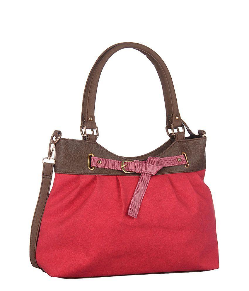 Kovi Red Women's Handbag