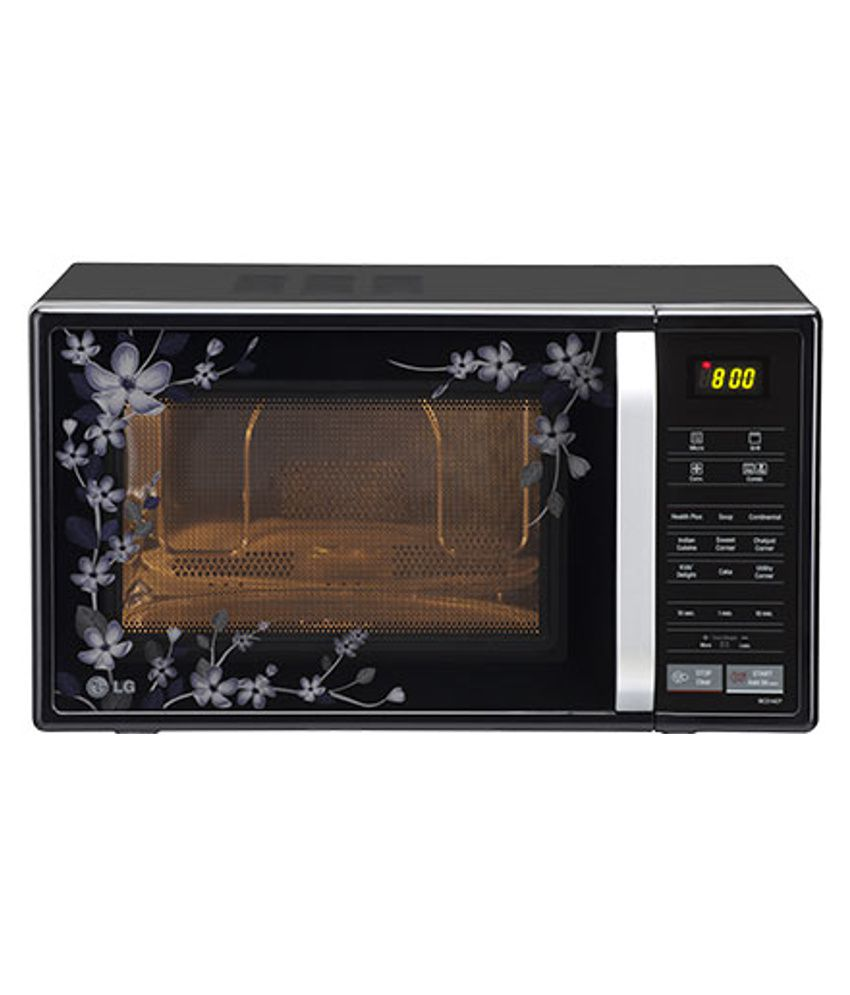 Lg 21 Ltr Mc2144cp Convection Microwave Oven Price In India