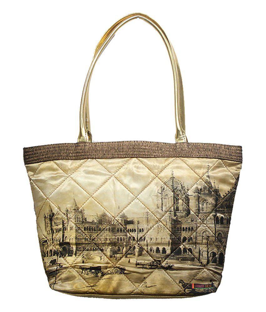 Urban Desi Old Mumbai Quilted Handbag