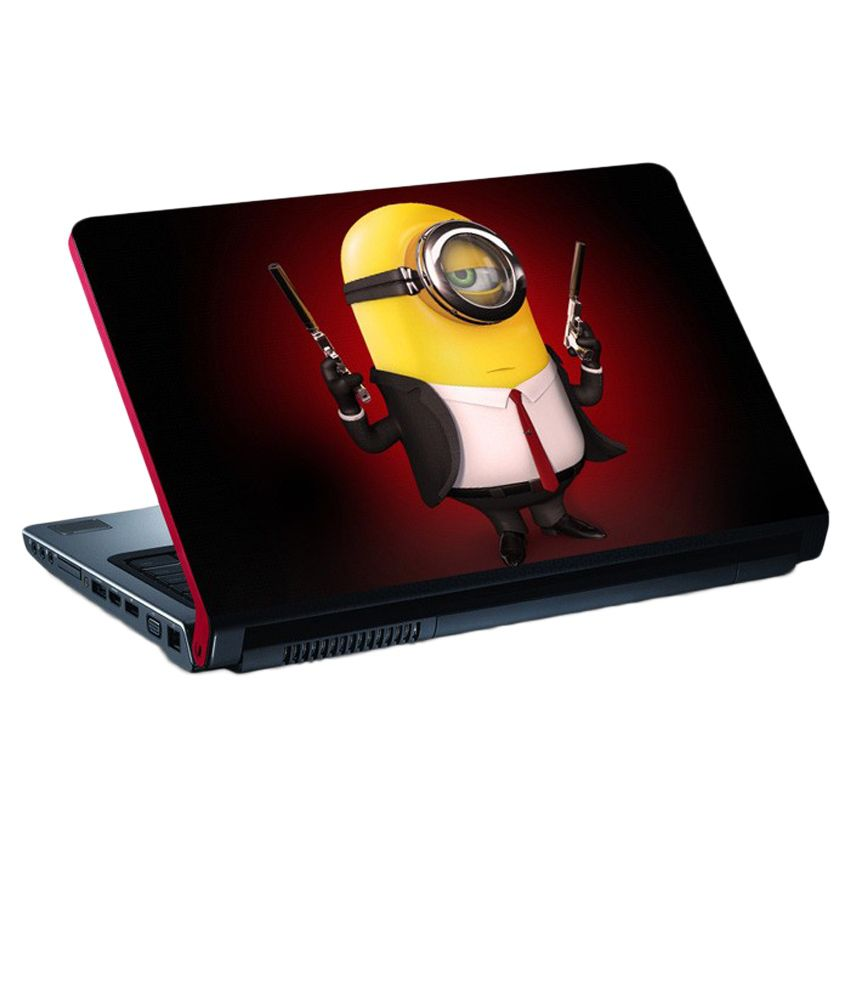 Buy Amore Hitman Minion Laptop Skin Online at Best Price in India ...