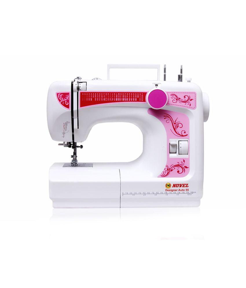 Novel Designer Auto 55 Electric Sewing Machine