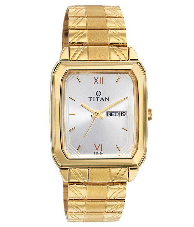 c5520b89942 Titan Karishma NE1581YM04 Men s Watches - Buy Titan Karishma NE1581YM04 Men s  Watches Online at Best Prices in India on Snapdeal