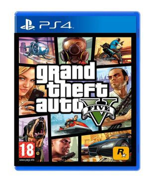 Buy GTA V PS4 Online at Best Price in India - Snapdeal