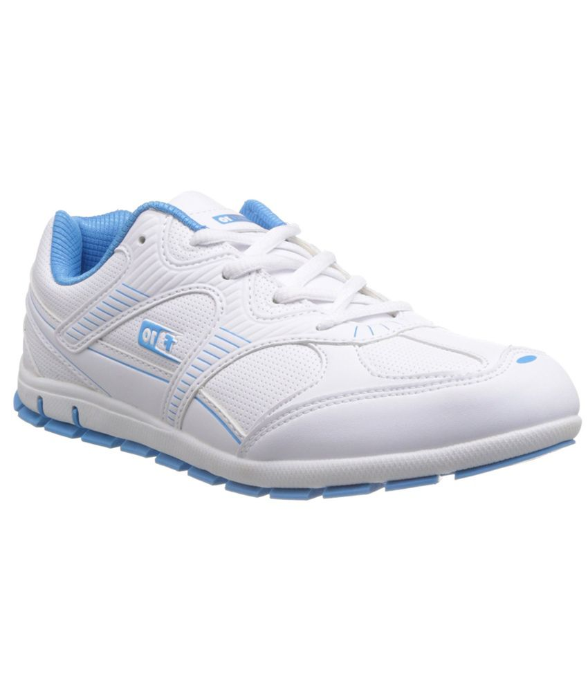 1bceae3da6 Liberty Force 10 White Sport Shoes - Buy Liberty Force 10 White Sport Shoes  Online at Best Prices in India on Snapdeal