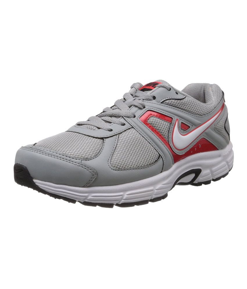 4862117dc69062 Nike Transform Iv Mens Sports Shoe - Gray Red And White Colour - Buy Nike  Transform Iv Mens Sports Shoe - Gray Red And White Colour Online at Best  Prices in ...