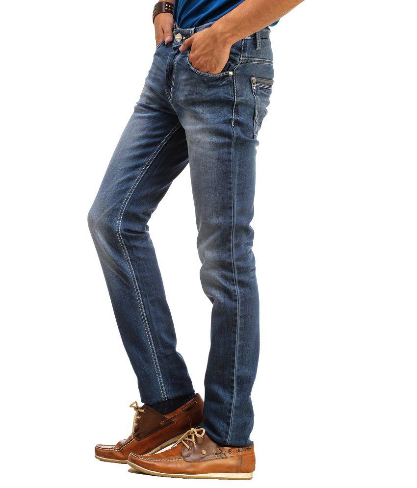 Gesture Blue Skinny Jeans
