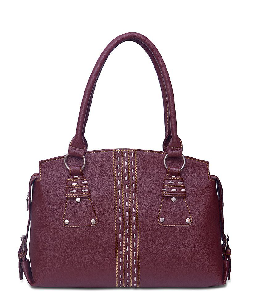 Arshia Shoulder Bag Maroon
