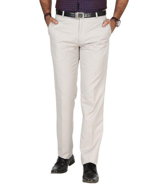 Jadeblue White Formal Slim Fit Shirt