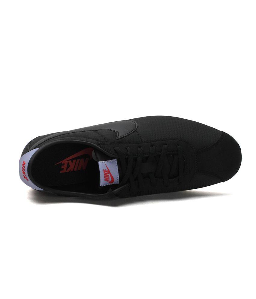 Nike Cortez Lite Txt Black
