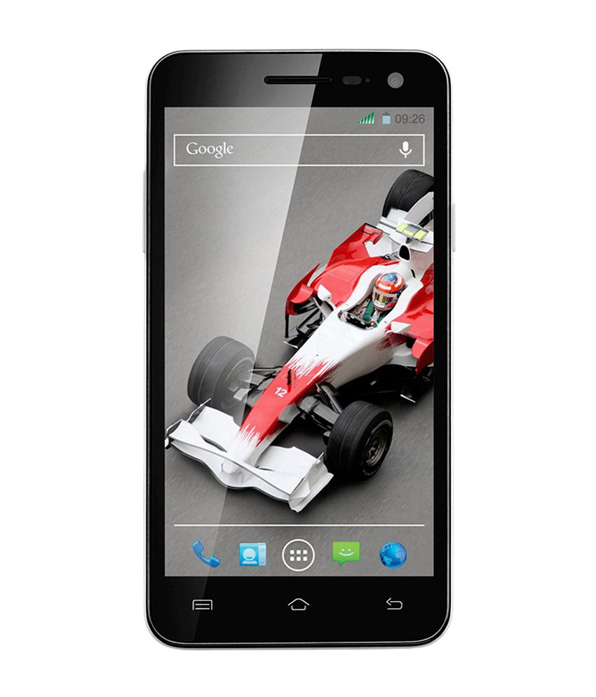 Xolo ( 4GB and Below , 1 GB ) White