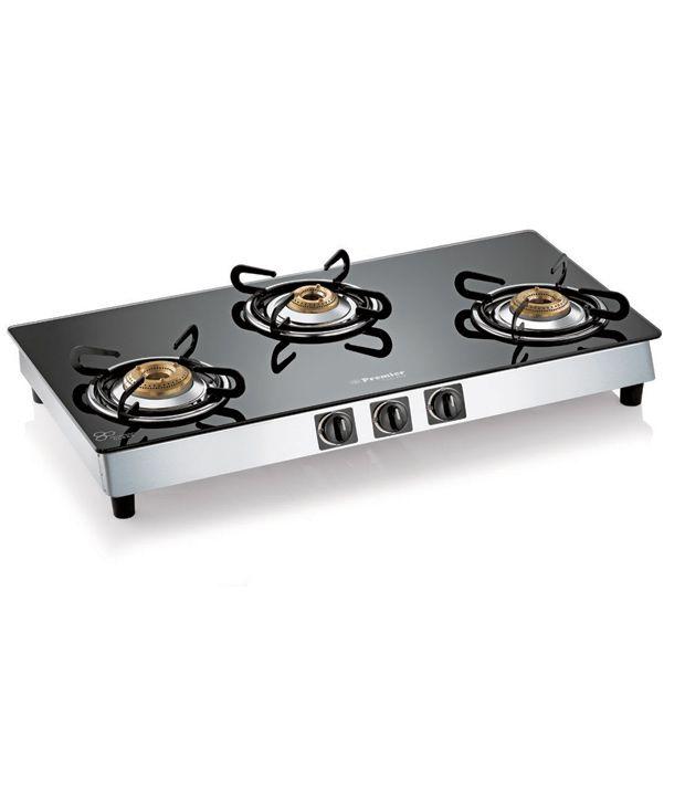 Premier Ss Lpg Stove Manual 3gx 3 Burners Manual Price in ...