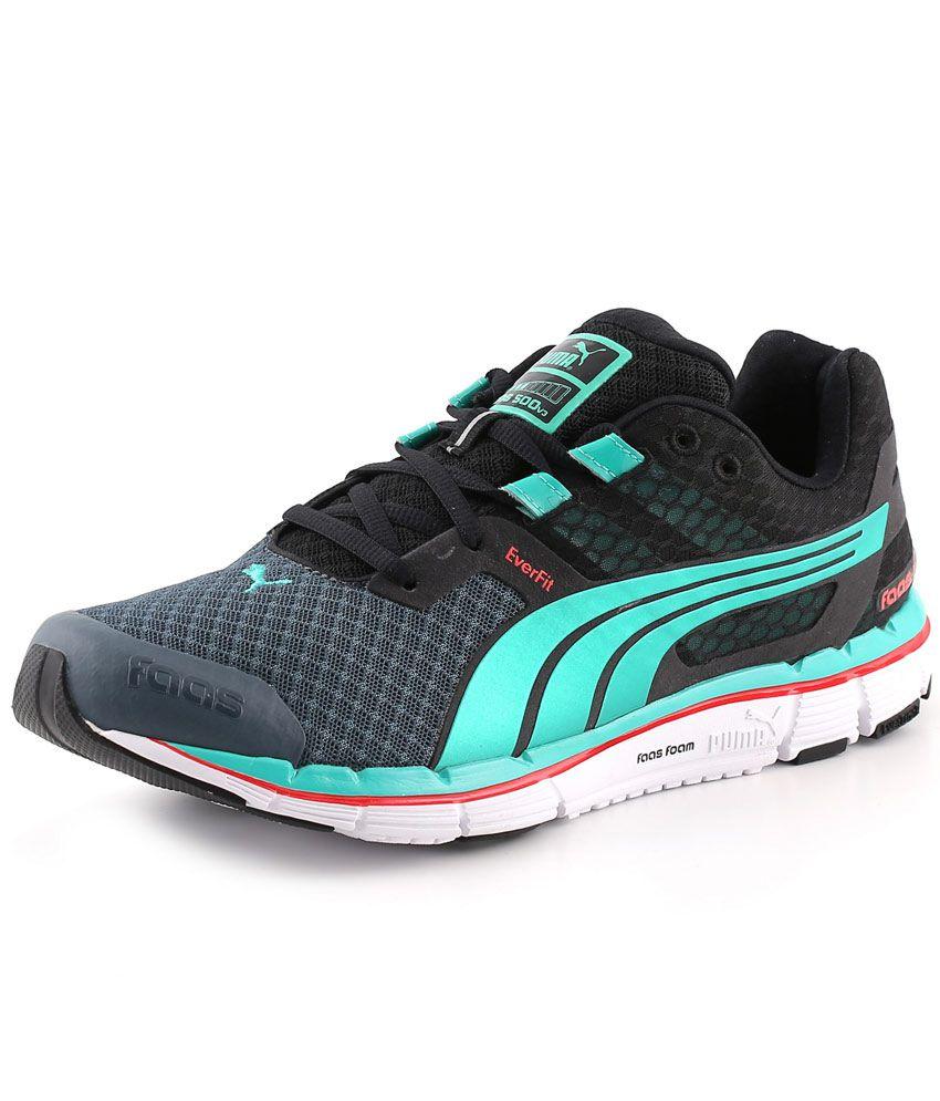 Puma Faas 500 V3 Blue Running Shoes - Buy Puma Faas 500 V3 Blue Running  Shoes Online at Best Prices in India on Snapdeal 84e4d3e9b
