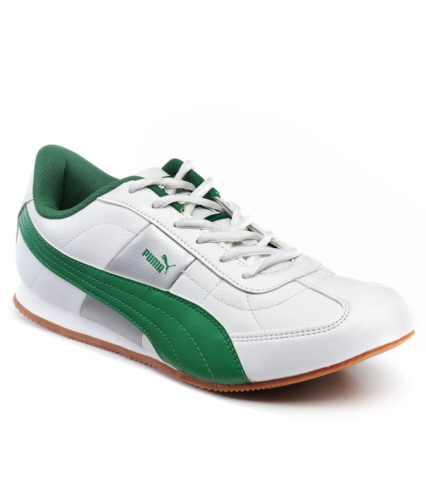 8f0742462580b6 Puma Speeder Tetron White Lifestyle Shoes - Buy Puma Speeder Tetron White  Lifestyle Shoes Online at Best Prices in India on Snapdeal