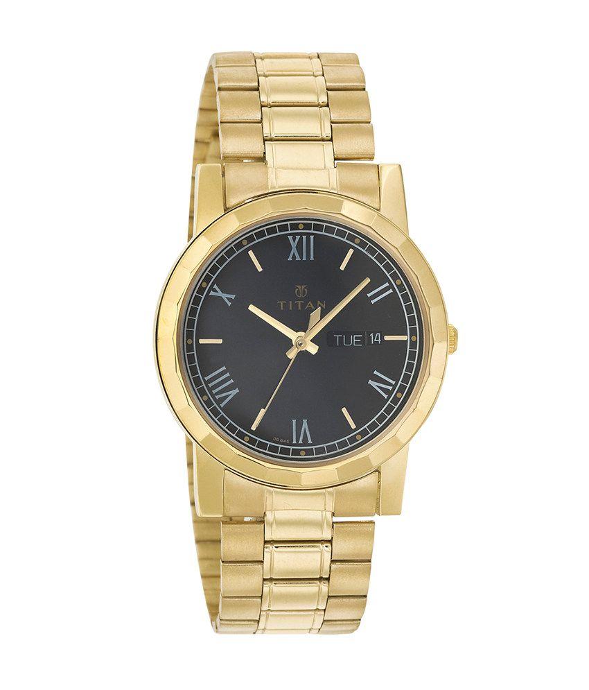 titan karishma 1644ym04 men s watches buy titan karishma titan karishma 1644ym04 men s watches