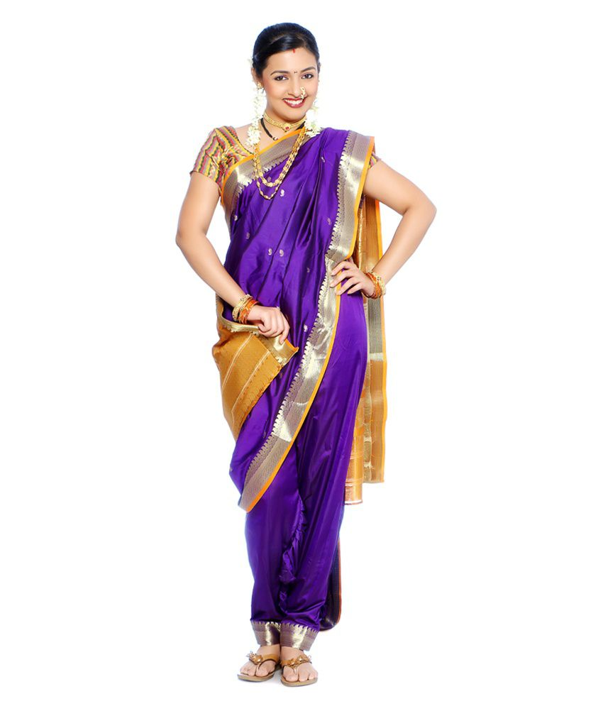 2019 year lifestyle- How to maharashtrian wear lavani saree