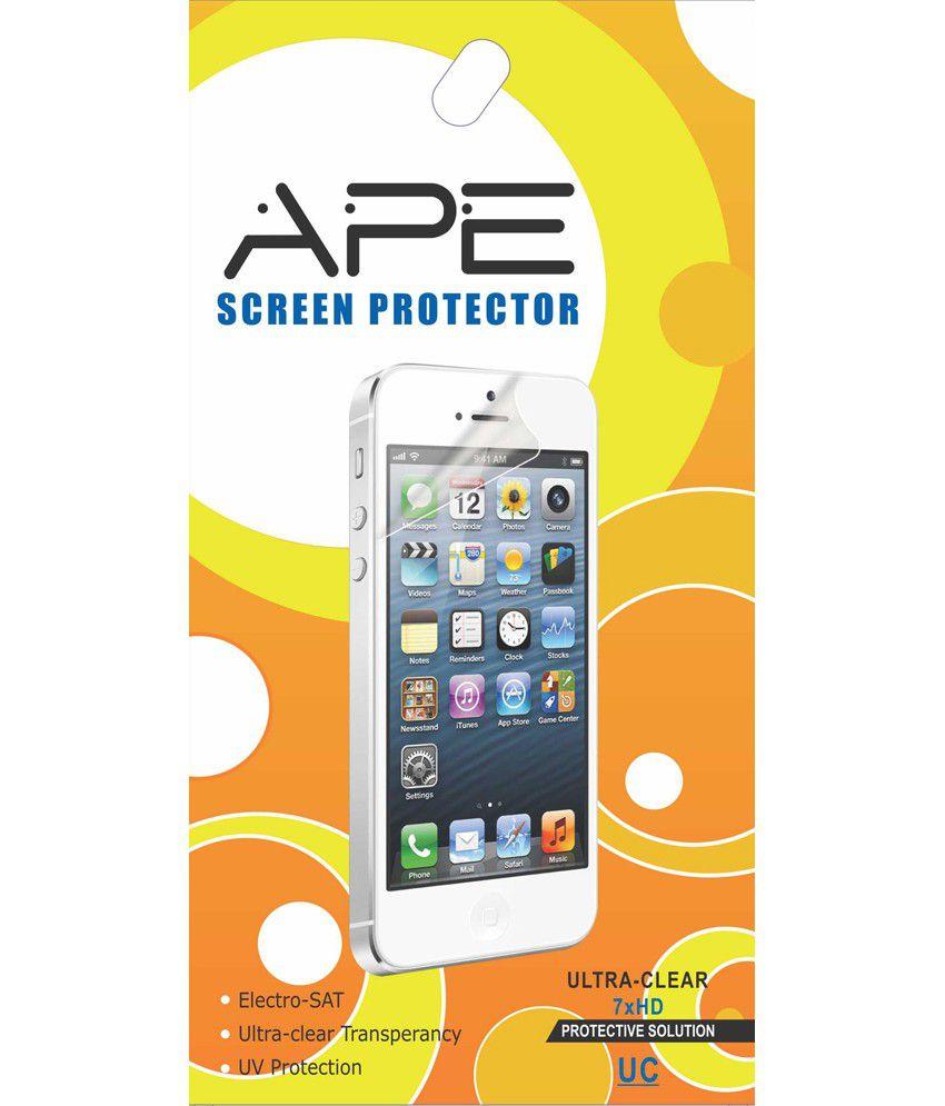 Lava iris 505  Screen Guard by APE