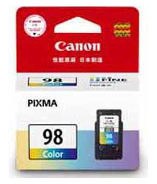 Canon Cl-98 Colour Ink Cartridge