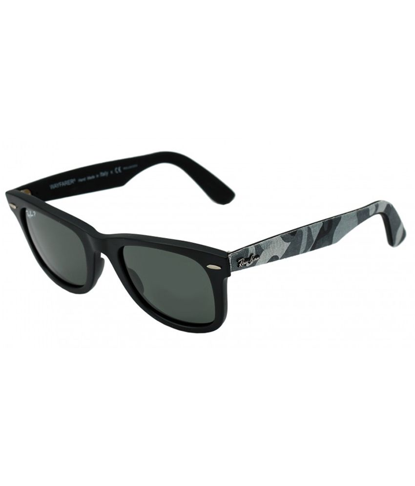 dee9703d05 Ray-Ban Rb2140 6066 58 Original Wayfarer Polarized Sunglasses - Buy Ray-Ban  Rb2140 6066 58 Original Wayfarer Polarized Sunglasses Online at Low Price -  ...