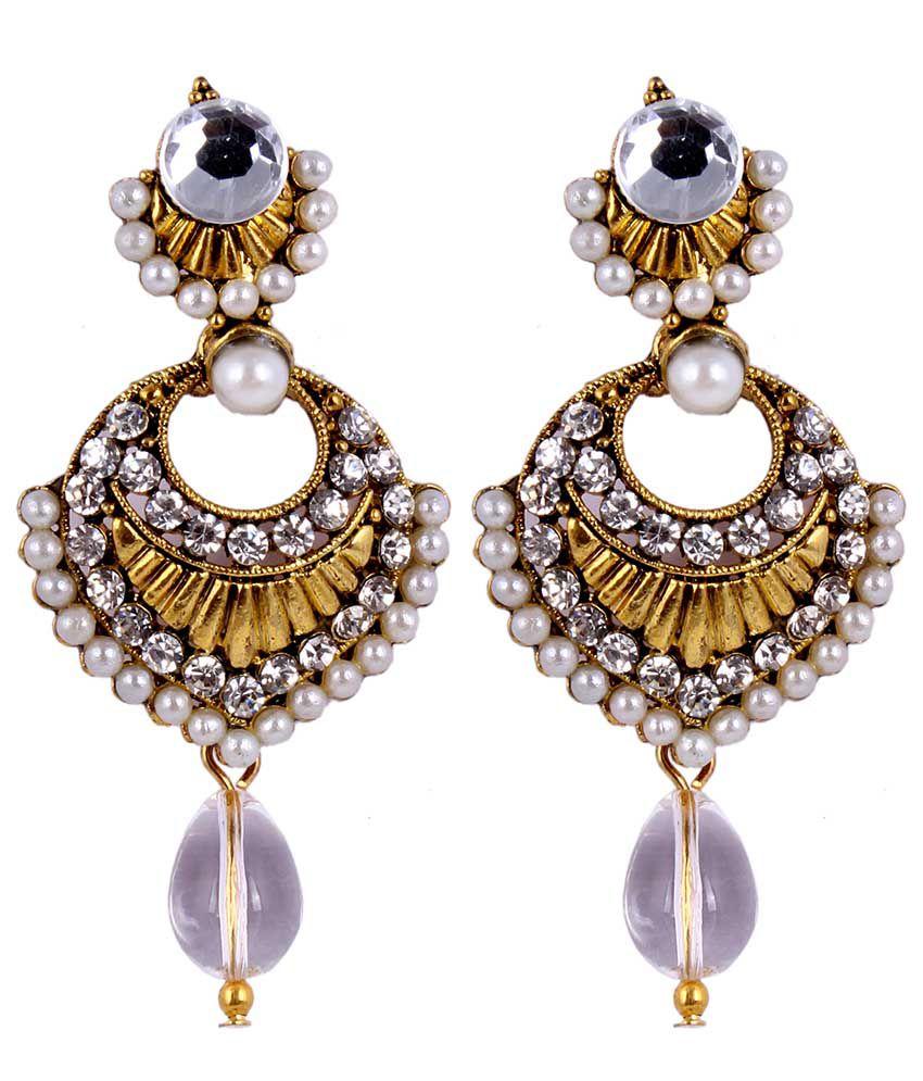 Sp Jewellery Fashionable Designer Earring For Women Spe-12-8-17