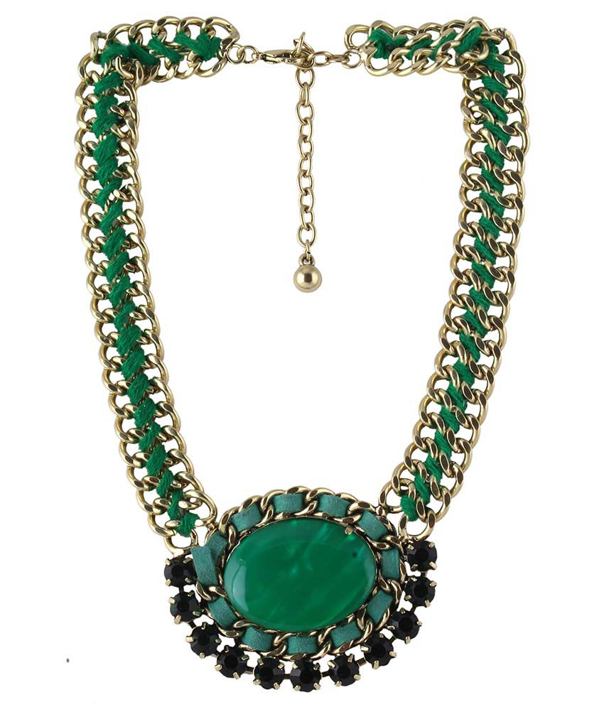 Sp Jewellery Fashionable Designer Necklace Spnec-19-08-14-148