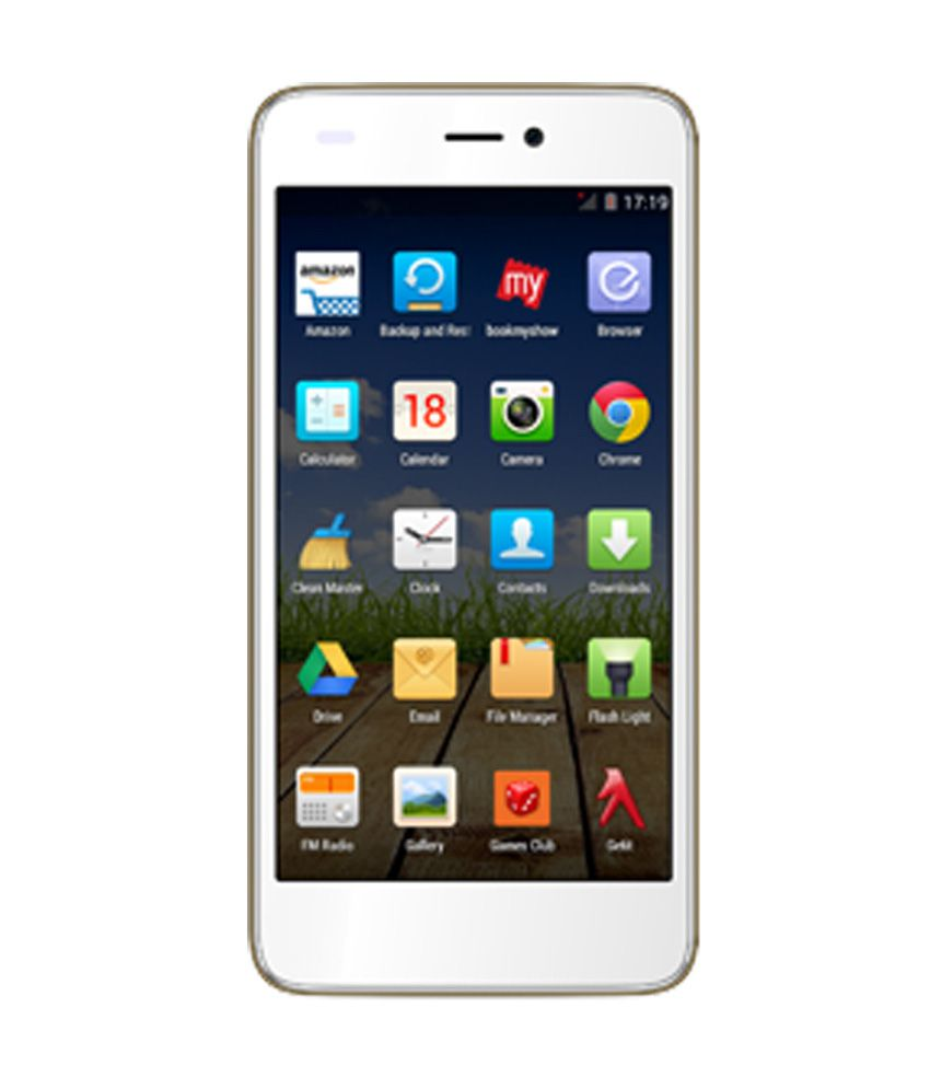 New Micromax A290 Canvas Knight Cameo Mobile Phone