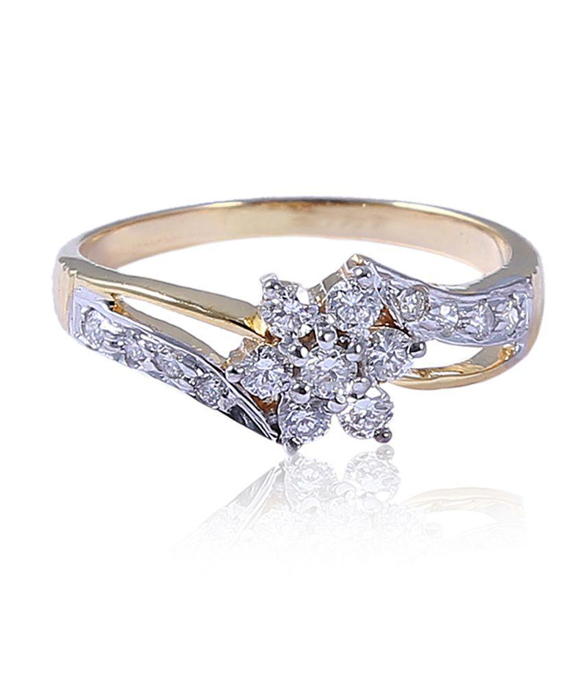 Jisha Exquisite Diamond Ring