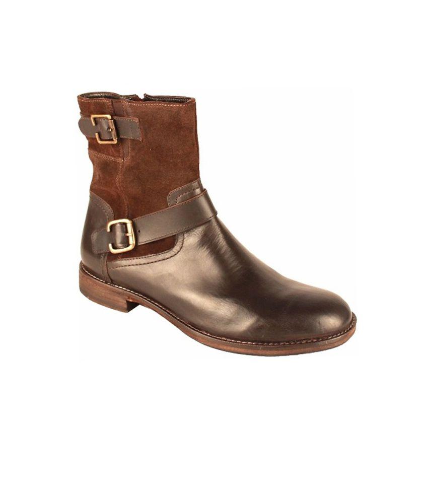 Salt N Pepper Mid length Boots