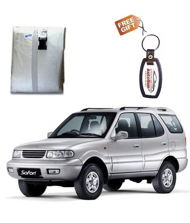 2216d8634085 Tata Safari Car Body Cover (Free key Chain)  Buy Tata Safari Car Body Cover  (Free key Chain) Online at Low Price in India on Snapdeal