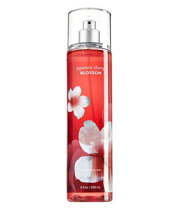 Bath & Body Works Japanese Cherry Blossom Mist 8 Oz