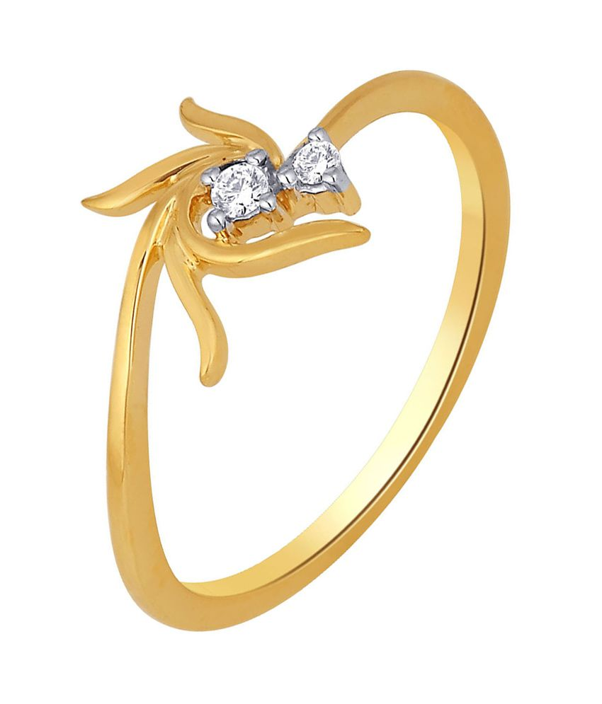 Hissaria Diamond Gold Ring