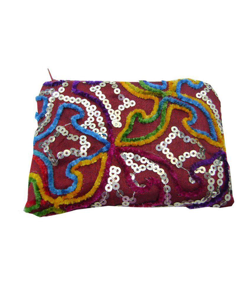Himalaya Handicraft Maroon Combos