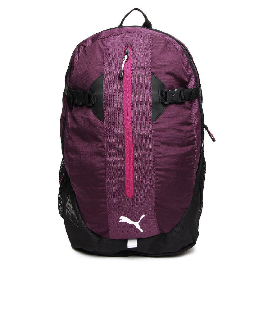 Puma Unisex Apex Purple Backpack - Buy Puma Unisex Apex Purple Backpack  Online at Best Prices in India on Snapdeal 22e176c72a26a