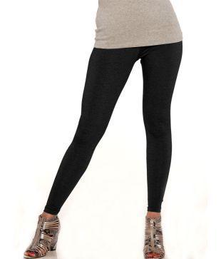 65accf941b Buy Lux Lyra Black Denim (Denim)Legging (Jegging look) Pack of 2 ...