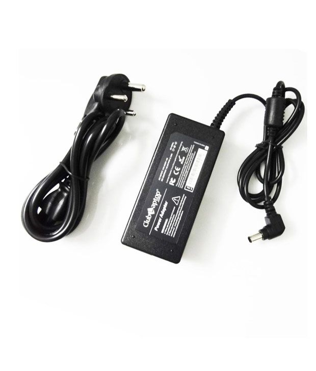 Clublaptop 90w Sony VGN-S360P VGNS370F 19.5V 4.74A (6.5 x 4.4 mm) Laptop Adapter Charger