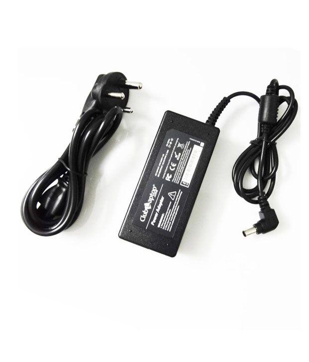 Clublaptop 90w Sony VGNFZ390 VGN-FZ390 19.5V 4.74A (6.5 x 4.4 mm) Laptop Adapter Charger
