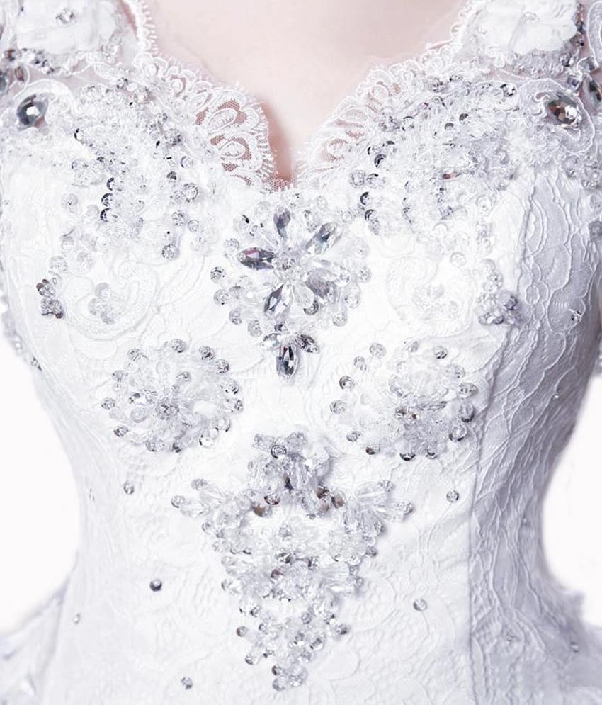 63ce7c67c1a La Fanatise White Net Gowns - Buy La Fanatise White Net Gowns Online ...