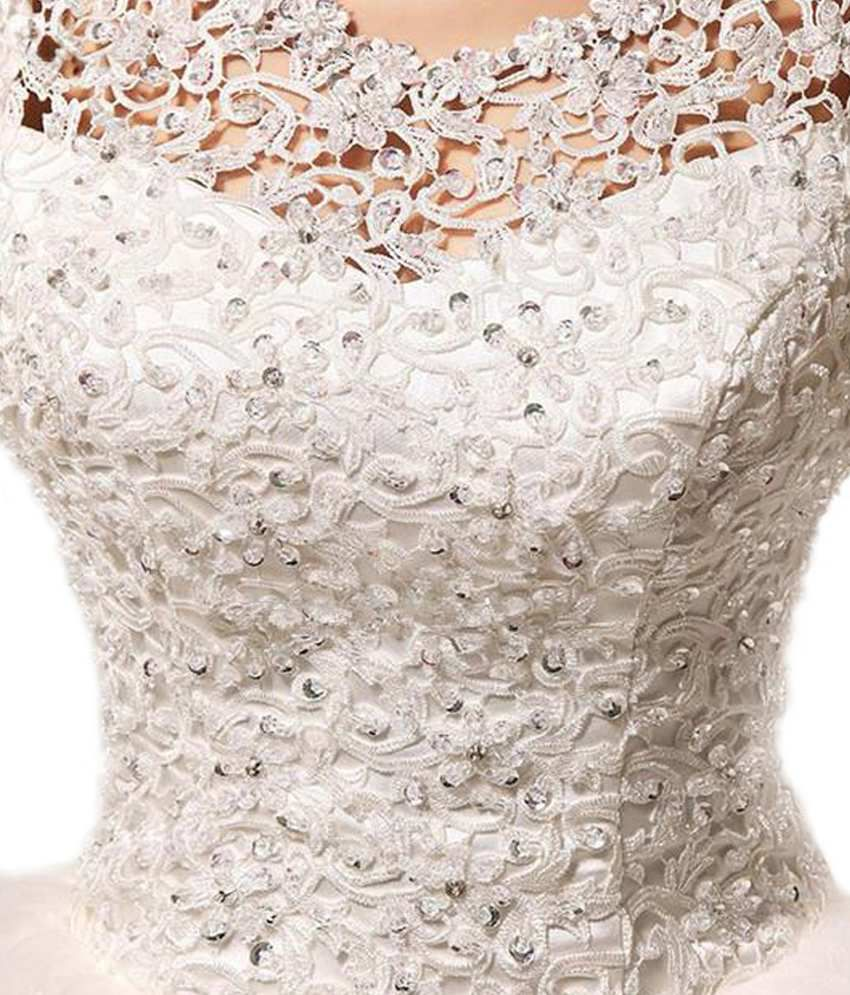 Sweet Princess Elegant Net Neck Ball Gown Buy Sweet Princess