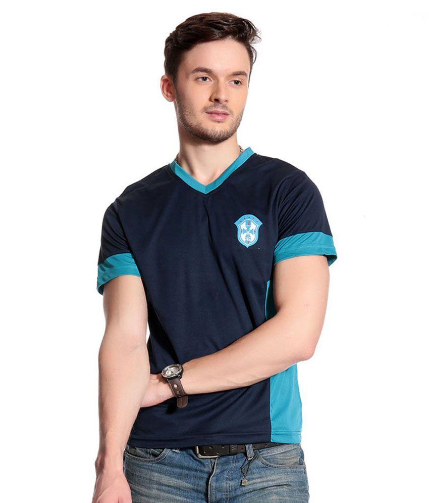 Club York Navy T-shirt
