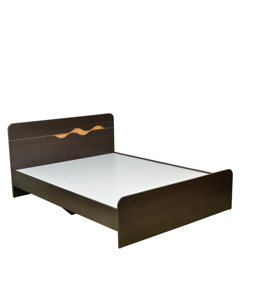 hometown swirl queen bed without storage buy hometown swirl queen